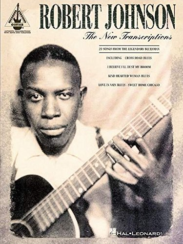 New Transcriptions -Guitar Recorded Versions- (Robert Johnson The New Transcriptions, arranged for GRV.): Songbook, Grifftabelle für Gitarre