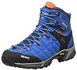 MEINDL Kapstadt Lady GTX®, Damen Trekking- & Wanderstiefel, Blau (Cobalt/Orange), 41.5 EU (7.5 UK)