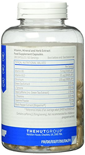 Myprotein Thermopure 180 Caps, 1er Pack (1 x 55 g) - 2