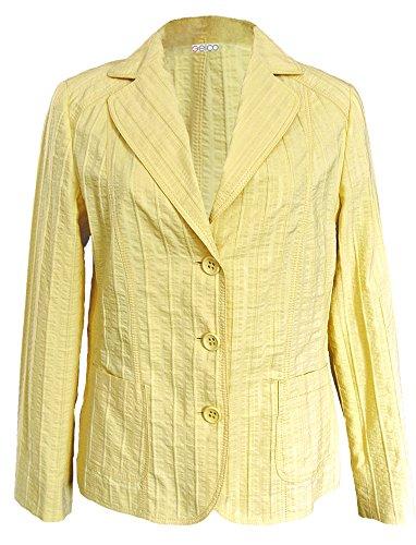 GELCO - Blazer, gelb (Damenjacke)