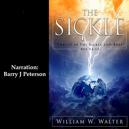 The Sickle audiobook cover art