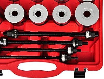SKB Family Professional Pull Press Sleeve Kit 27pc Mechanic New Tools Box
