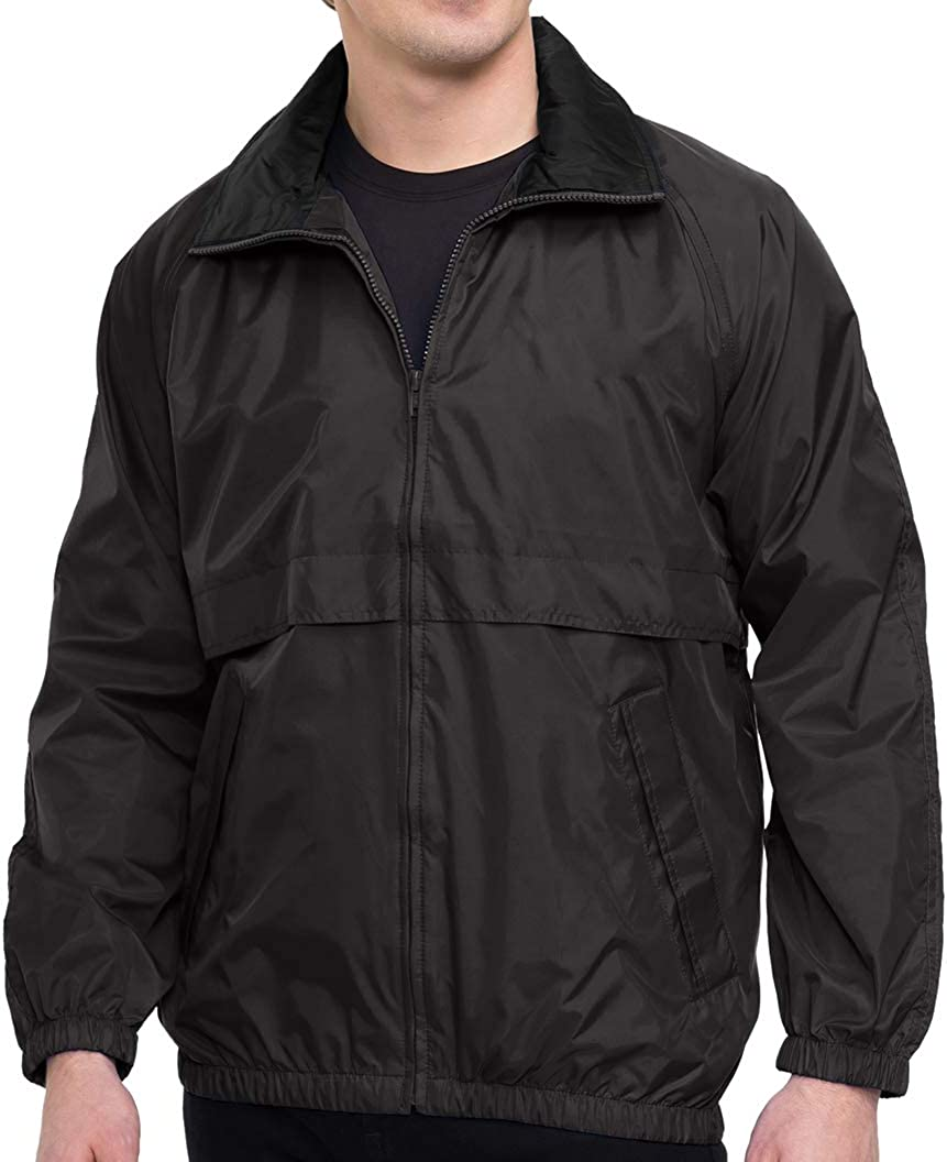 Mens Premium Windproof Nylon Jacket Challenge the lowest price online shop Shell
