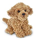 Bearington Doodles Labradoodle Plush Stuffed Animal Puppy Dog, 13 inch