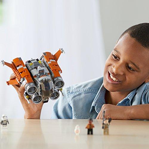 Vaisseau Quadjumper de Jakku LEGO Star Wars 75178 - 457 Pièces - 1