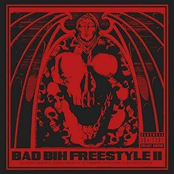 Bad Bih' Freestyle, Pt. 2