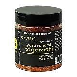 YOSHI Yuzu Nanami Togarashi Dry Chili Seasoning, 55g (1.94oz) | Japanese Chile Spice Blend with...