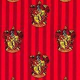 Camelot Harry Potter Basteln Baumwolle Stoff - Gryffindor