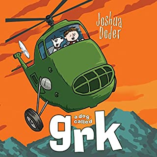 A Dog Called Grk cover art