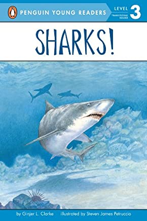 Sharks! (Penguin Young Readers, Level 3) (English Edition)