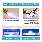 Immagine 1 occhiali luce blu antiaffaticamento blue