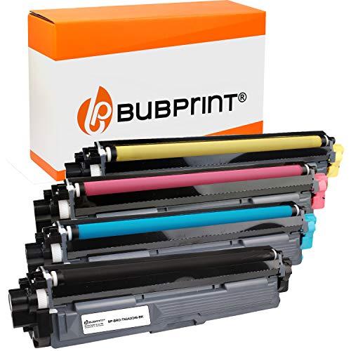 4 Bubprint Toner kompatibel für Brother TN-242 TN-246 für DCP-9017CDW DCP-9022CDW HL-3142CW HL-3152CDW HL-3172CDW MFC-9142CDN MFC-9332CDW MFC-9342CDW Set