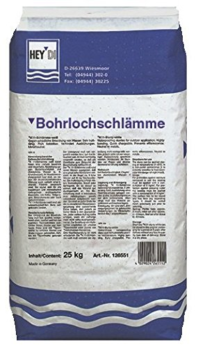 Bostik Hey Di Bohrlochschlämme 25kg Sack