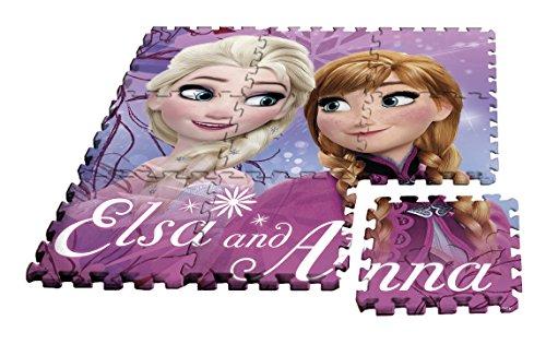 Kids - Frozen WD17627. Teppich Puzzle.