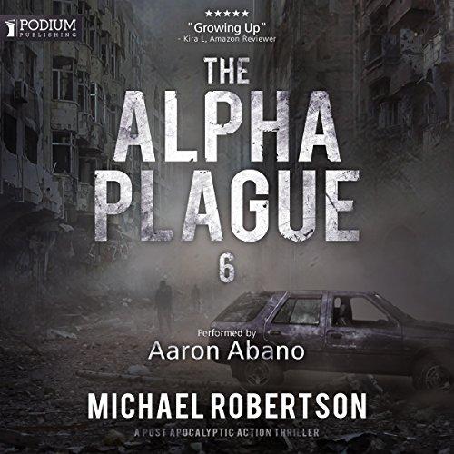 The Alpha Plague 6 cover art