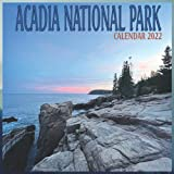 Acadia National Park Calendar 2022 - USA United States of America Scenic Nature: Acadia National Park