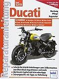 Ducati Scrambler: ab Modelljahr 2015 (Reparaturanleitungen) -