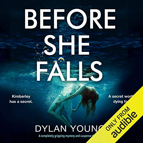 Before She Falls cover art