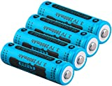 JLNG 14500 Li-Ion Battery 3.7v 2800mah Rechargeable Battery for Shaver Led Light Powerbank Remote Control-1pcs