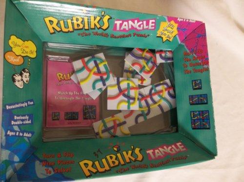 Rubik's Tangle