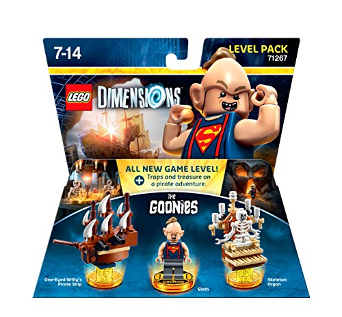 Warner Bros Interactive Spain Goonies (Level Pack)