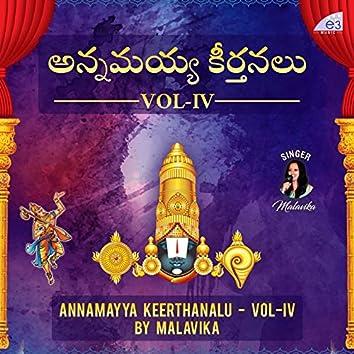 Annamayya Sankeerthanalu, Vol. IV