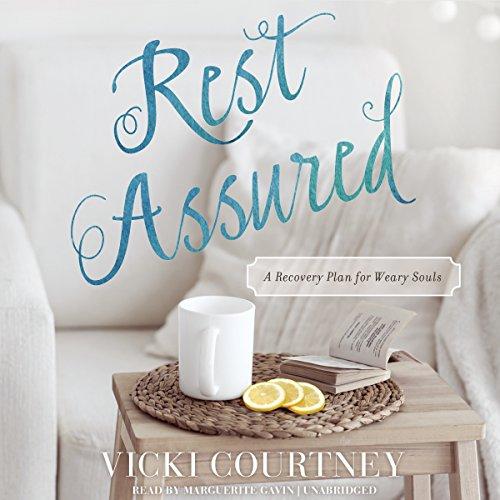 Rest Assured audiobook cover art