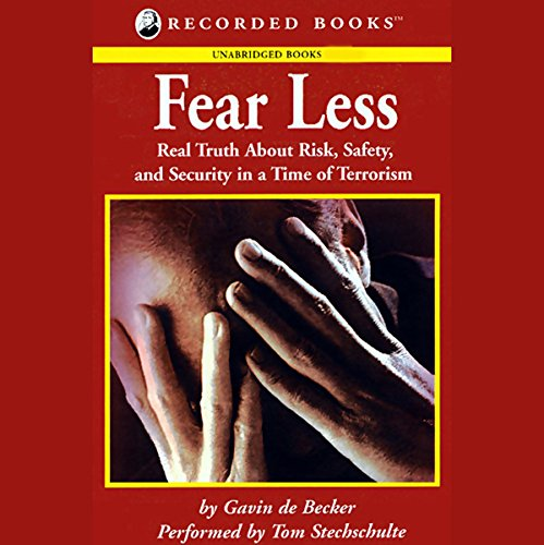 Fear Less audiobook cover art