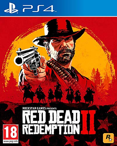 Red Dead Redemption 2 (PS4) (UK IMPORT)