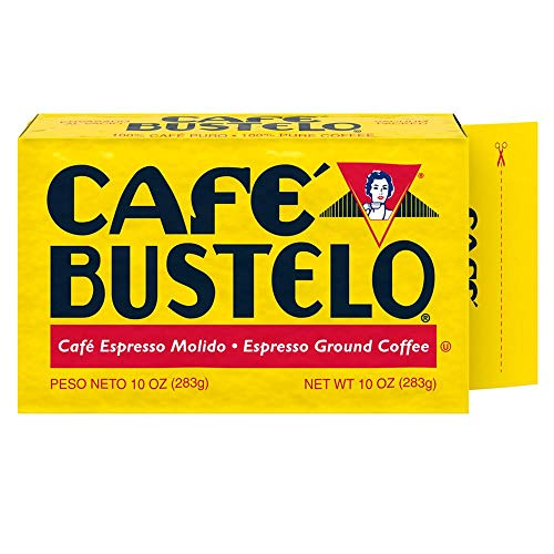 Cafe Bustelo(カフェ バステロ) エスプレッソ コーヒー 283g (粉) [並行輸入品]