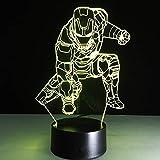 Lampe de Table lumière de Nuit en Acrylique Transparent Jouet Jouet pour Bateau...