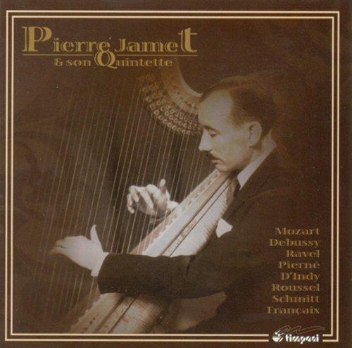 Mozart, W.A.: Concerto for Flute and Harp, K. 299 / Debussy, C.: 2 Danses / Ravel, M.: Introduction Et Allegro / Indy, V. D': Suite, Op. 91