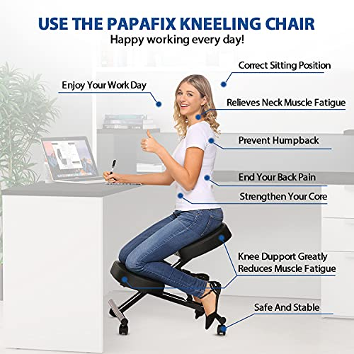 Kneeling Chair by Papafix