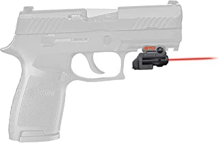 ArmaLaser SIG P320 Compact GTO Red Laser Sight and FLX63 Grip Switch