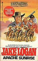 Apache Sunrise 54 (John Slocum, No 54) 042506249X Book Cover
