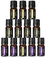 Anjou Olio Essenziale Set di 12 per Aromaterapia