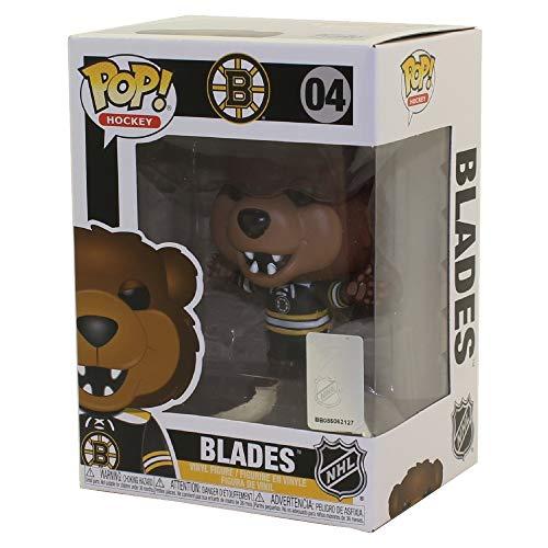 Funko Pop Figura De Vinil Mascots: Bruins-Blades NHL Coleccionable, Multicolor (43548)