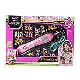 YXDS Juguetes para niñas Máquina de Trenzado DIY Accesorios para el Cabello de Tejido para niñas Máquina de Trenzado Juguetes de Juego de Roles para el Cabello