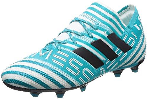 adidas adidas Jungen Nemeziz Messi 17.1 Fg J Fußballschuhe, Mehrfarbig (Ftwr White/legend Ink /energy Blue ), 33 EU