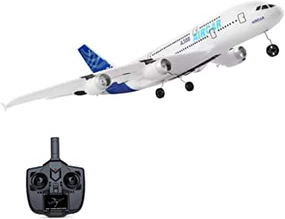 Landbow Remote Control Airplane – 2.4Ghz 3 Channels RC Plane Ready to Fly, 510mm Wingspan 6-Axis Gyro RC Airplane for Kids...