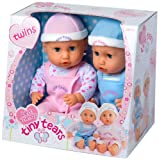 John Adams 9509 Tiny Tears Best Friends, Multicolore, 3 Ans