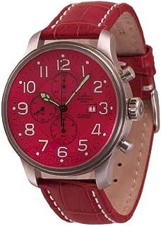 Zeno - Watch Reloj Mujer - Giant Cronógrafo Date - 10557TVD-a7