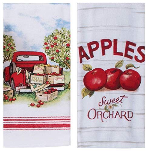 Top 10 Best Selling List for apple kitchen towels