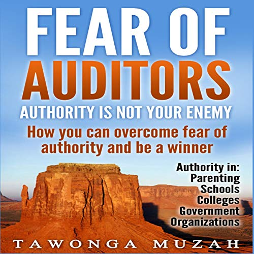 Couverture de Fear of Auditors
