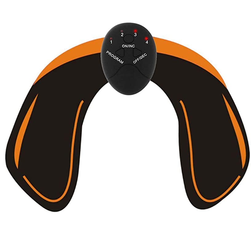 挨拶する区別グレートオークヒップEMS筋肉刺激装置、電子裏面筋肉トナー、スマートウェアラブル臀部トナートレーナー用男性女性