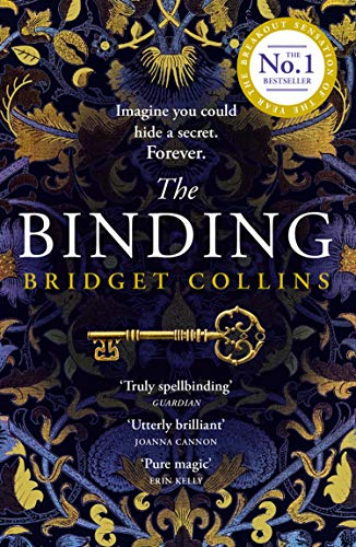 The Binding: THE #1 FICTION BESTSELLER (English Edition)