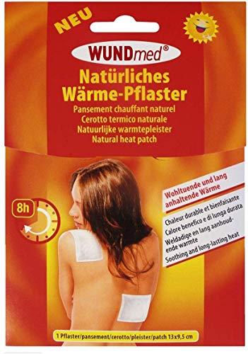Wärmepflaster Wundmed 13 x 9,5cm Wärmetherapie Pflaster, Wärmepad, 5-100 Stück (10)