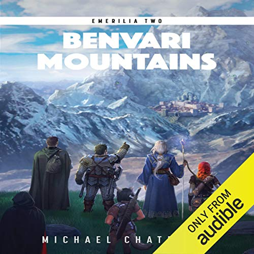 Benvari Mountains cover art
