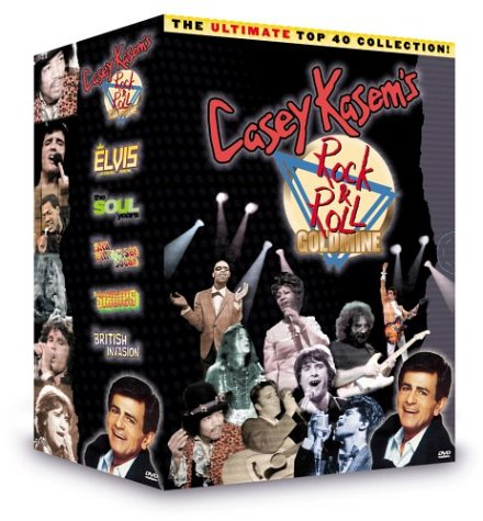 Casey Kasem's Rock n' Roll Goldmine Boxed Set [VHS]