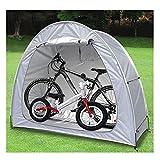 CHILD FENCE Carpa para Bicicletas al Aire Libre, Cobertizo para Bicicletas Duradero Carpa para Bicicletas Impermeable, para Acampar en el Patio al Aire Libre Senderismo 200 * 80 * 165Cm,D